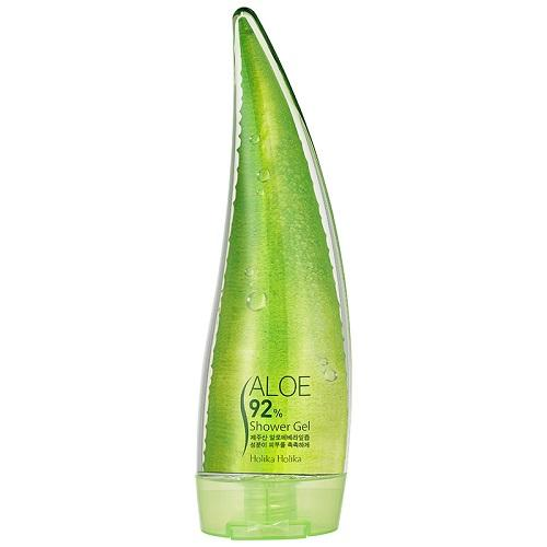 Holika Holika Aloe 92 Shower Gel AD - Гель для душа c экстрактом сока алоэ, 250 мл